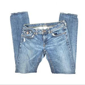 Banana Republic Women's Jeans Size 8 W30 L32 Blue